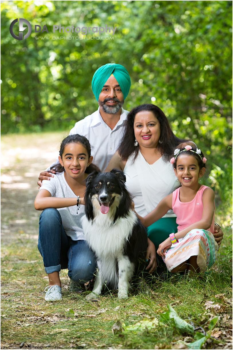 Pets friendly photo location in Brampton