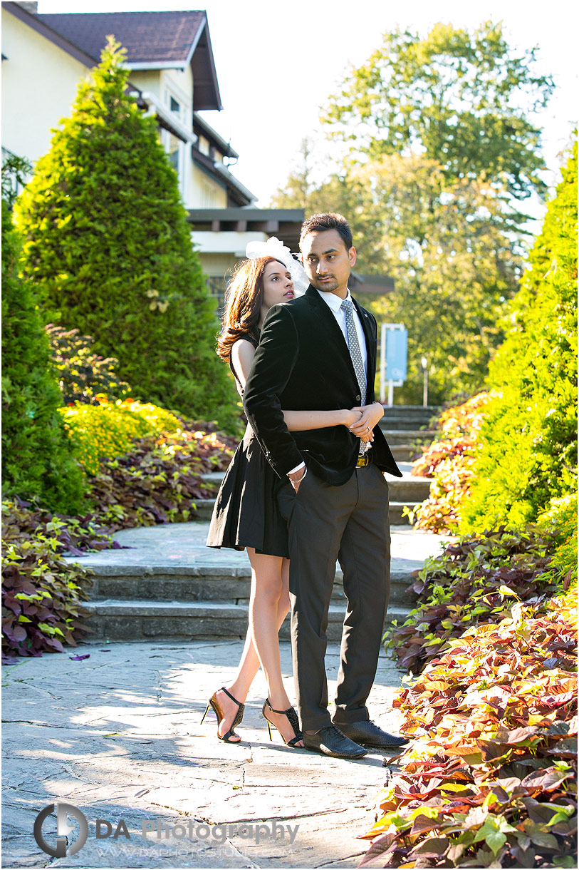 Couples Photographers for Gairloch Gardens