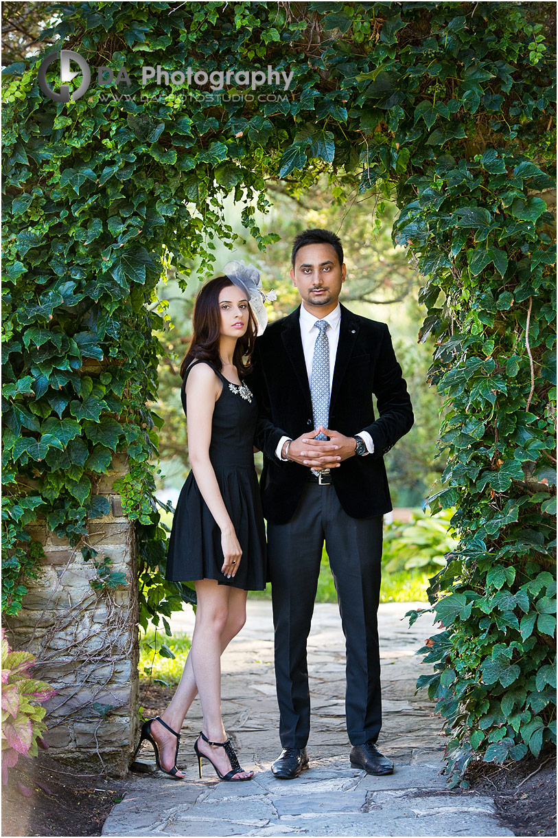 Couples Photographs at Gairloch Gardens