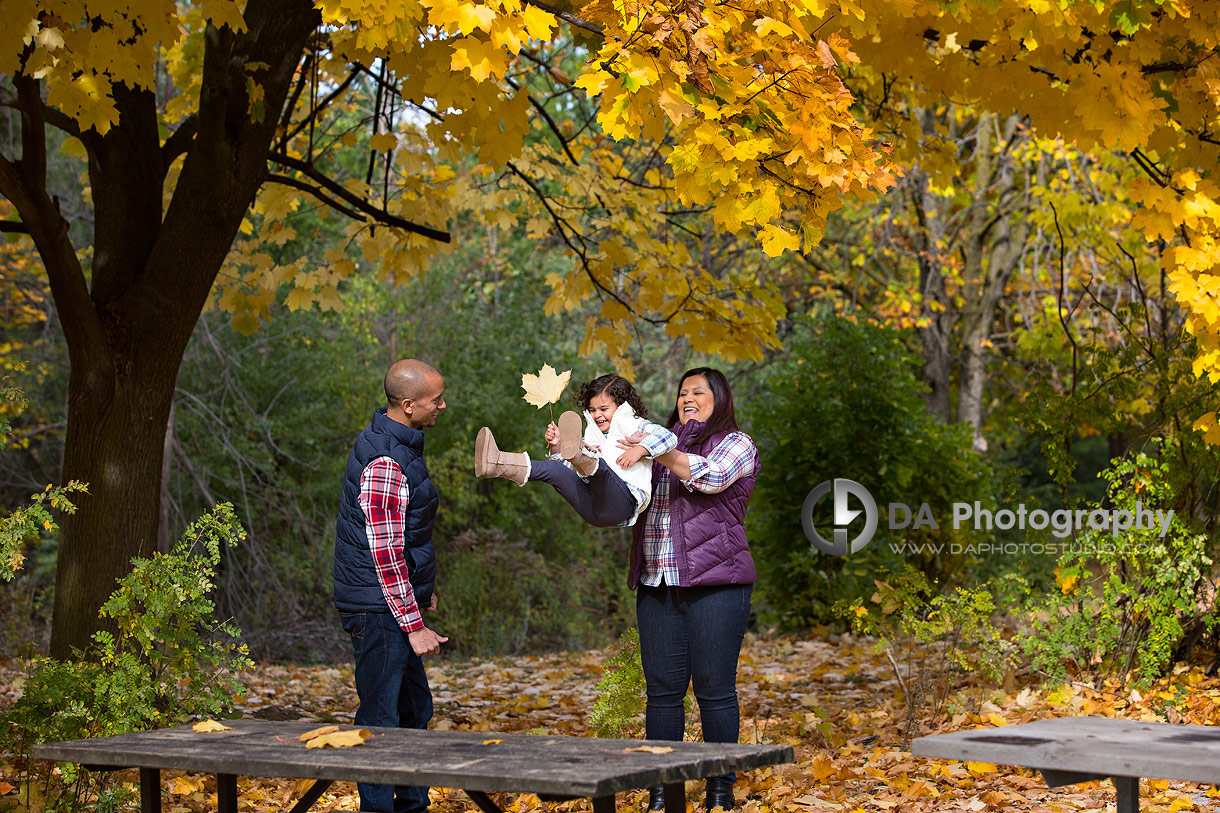 Best Fall photo location in Brampton