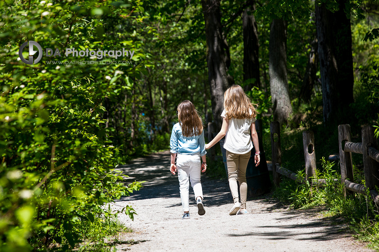Best trails for photos at Heart Lake Conservation Area