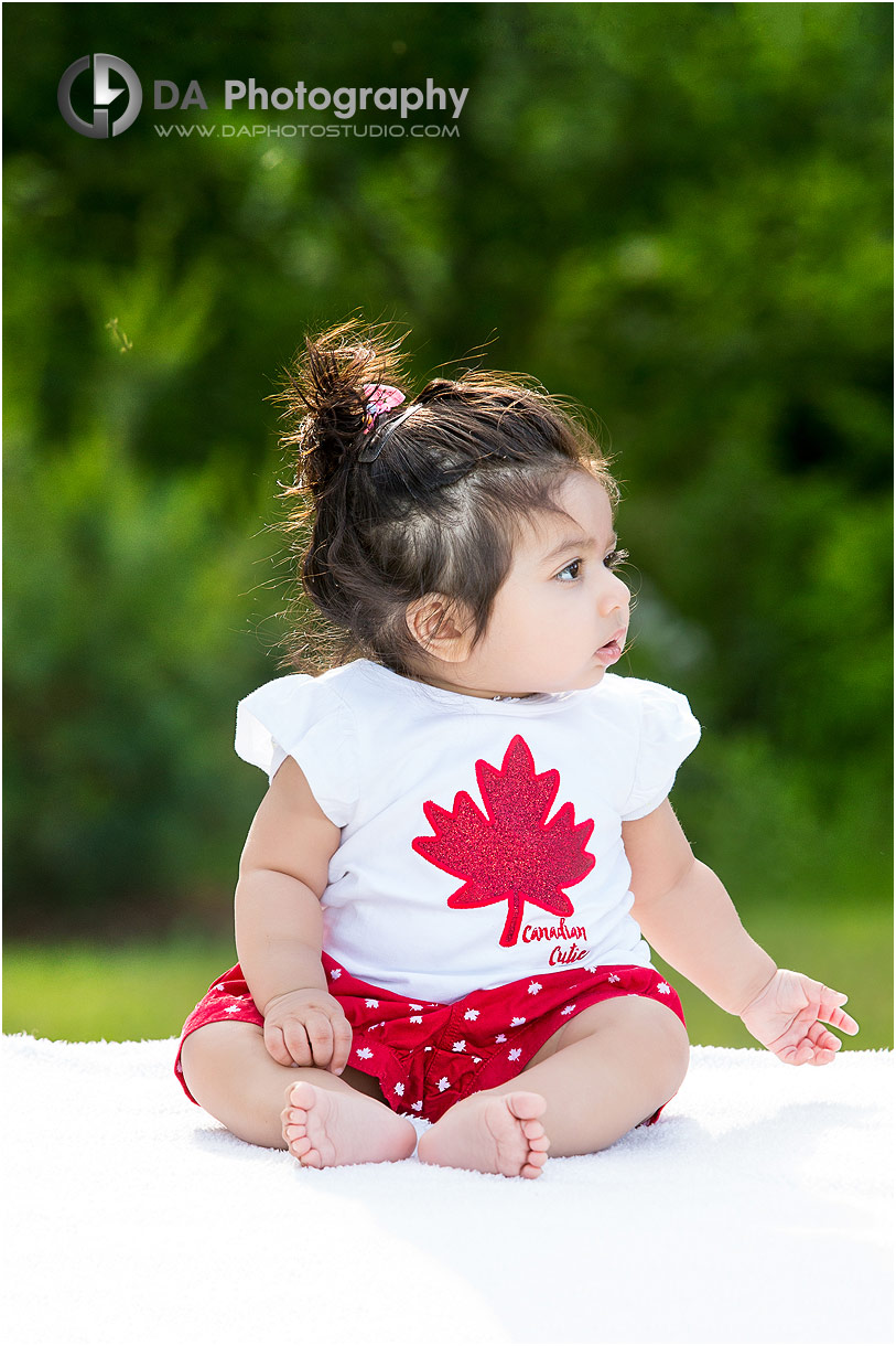 Canada day photos at Heart Lake Conservation Area