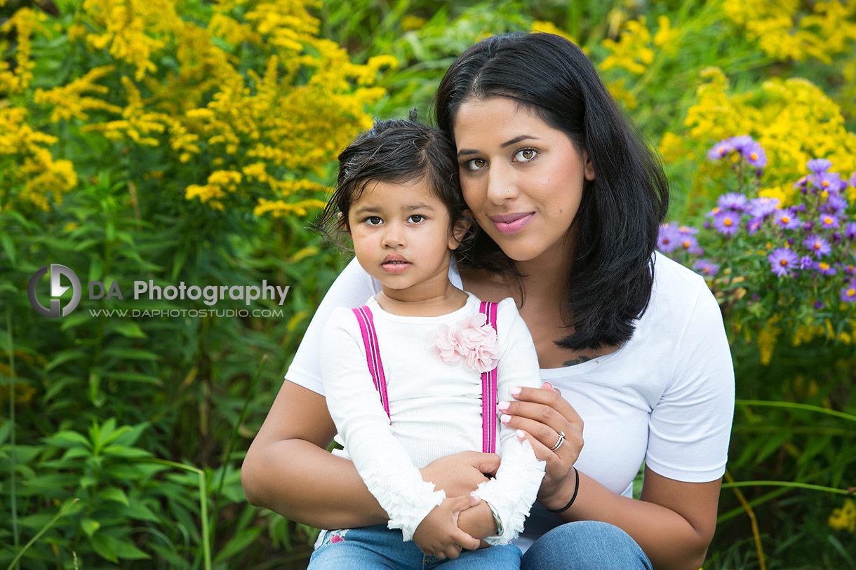 Vibrant Family outdoor photos