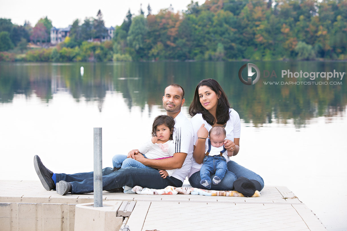 Best Family photographer for outdoor photos in Brampton