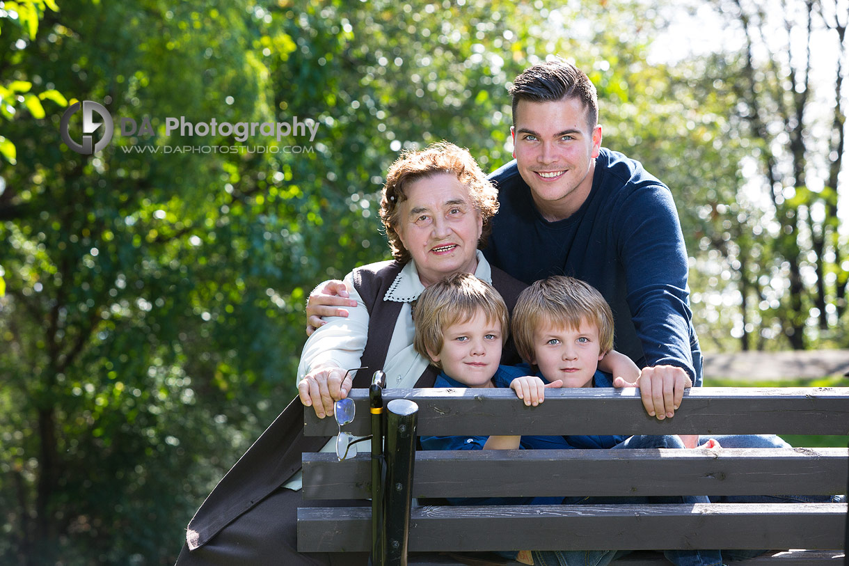 Best family photographer for LaSalle Park