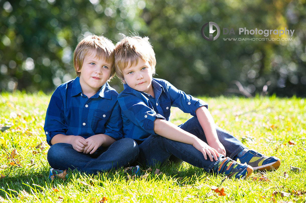 Kids photos at LaSalle Park