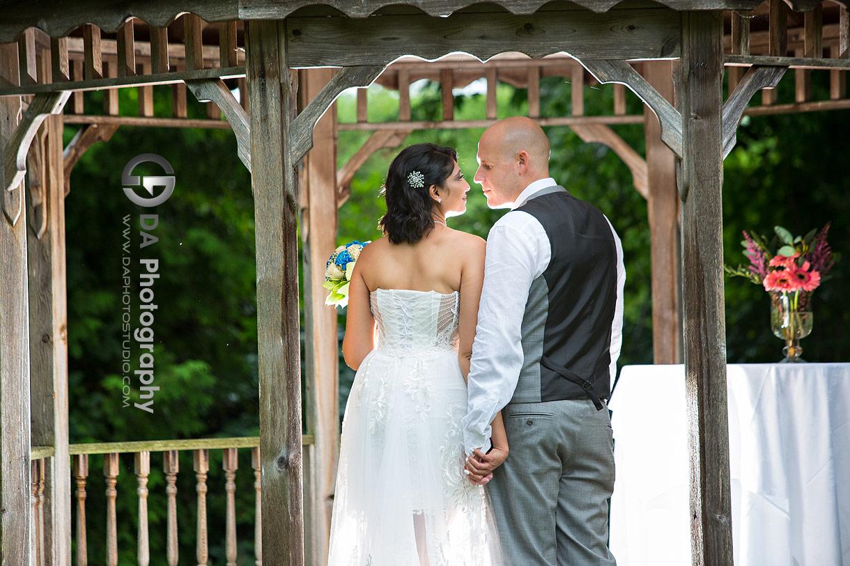 MillCroft Inn and Spa Intimate Wedding Photo
