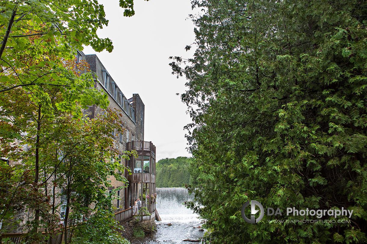 MillCroft Inn and Spa Garden Weddings