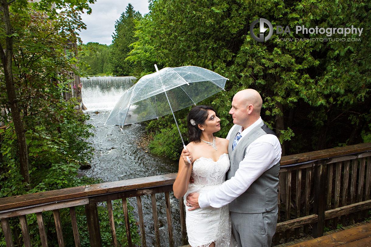 Garden Weddings at MillCroft Inn and Spa