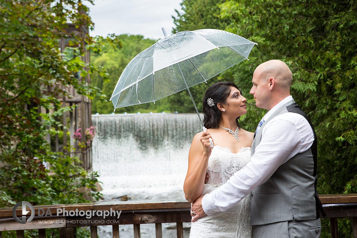 Wedding at MillCroft Inn and Spa