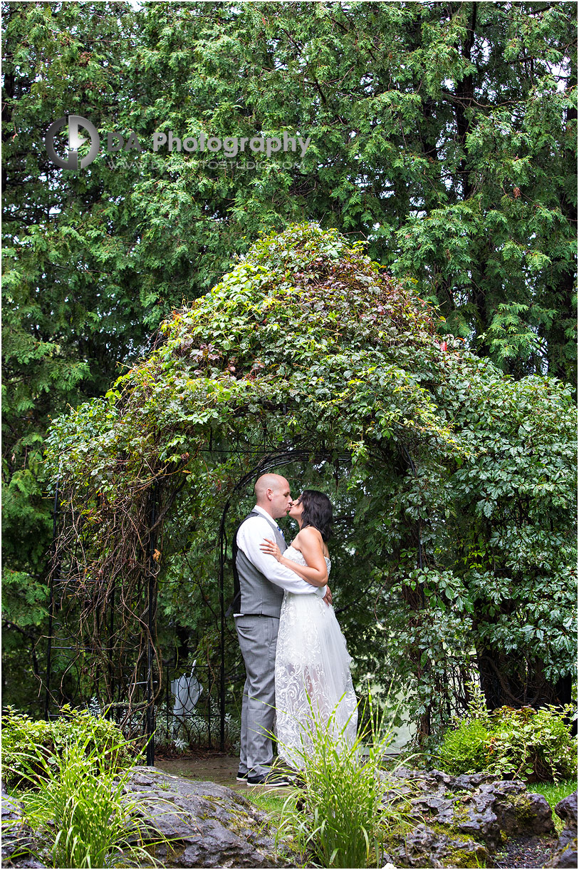 MillCroft Inn and Spa Outdoor Wedding
