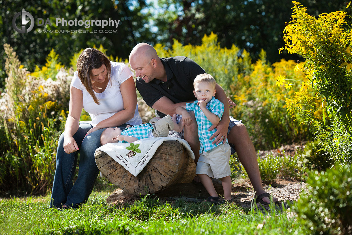Family Photographer at Heart Lake Conservation Area