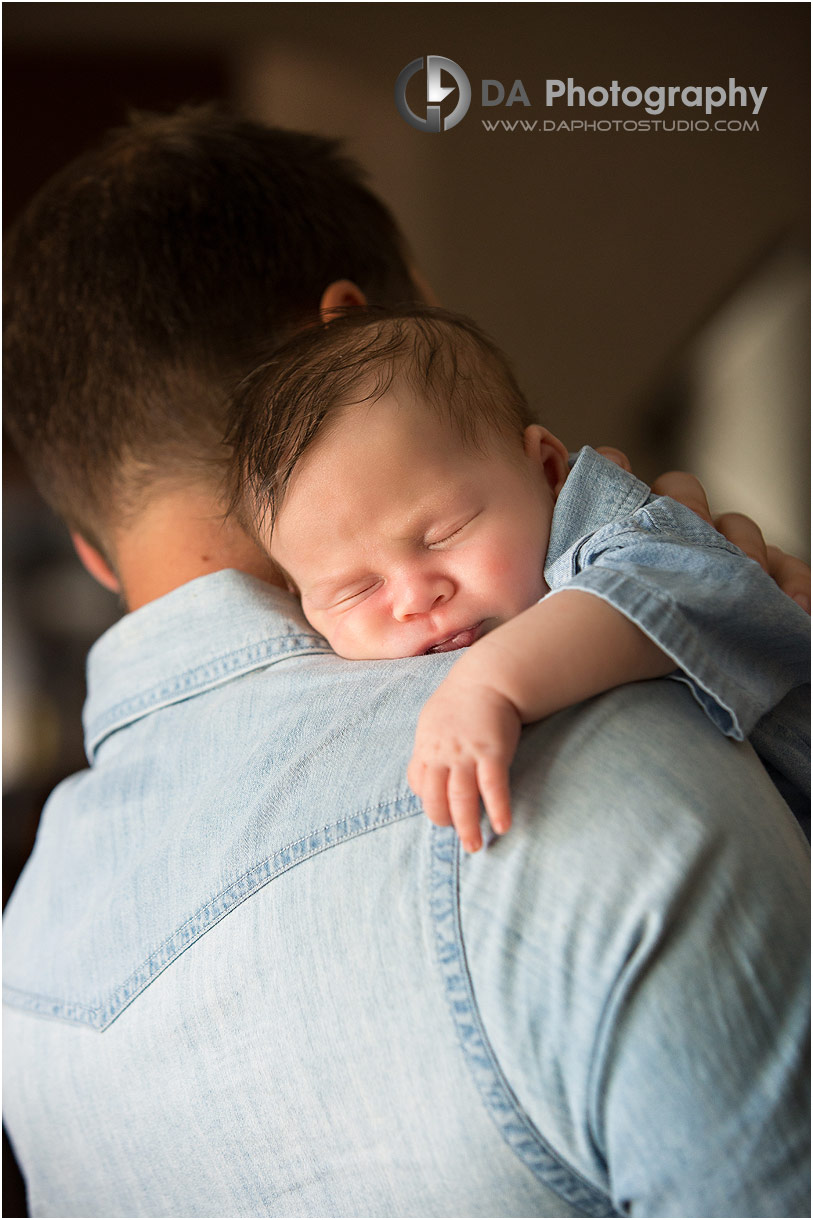 Baby photographer in Hamilton
