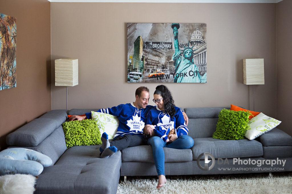 Family memories with Toronto Blue Jays jerseys