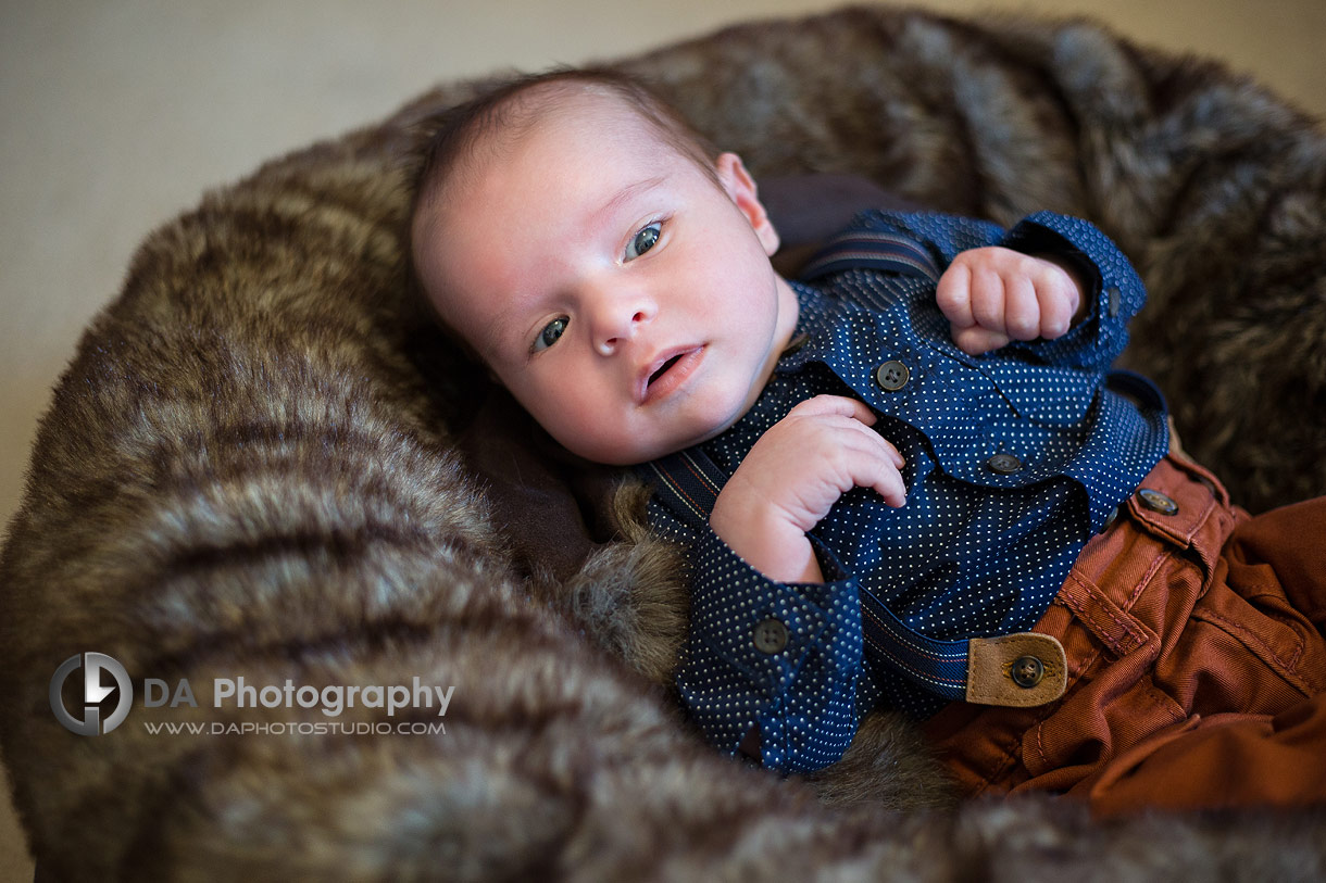 Port Dover baby photography