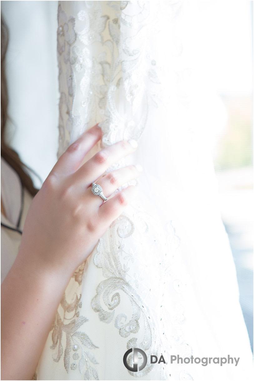 Wedding ring in Oakville
