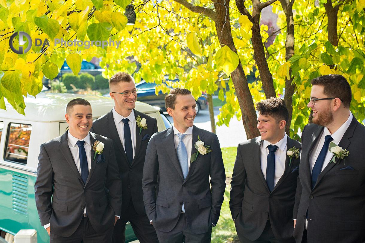 Oakville Wedding Photos