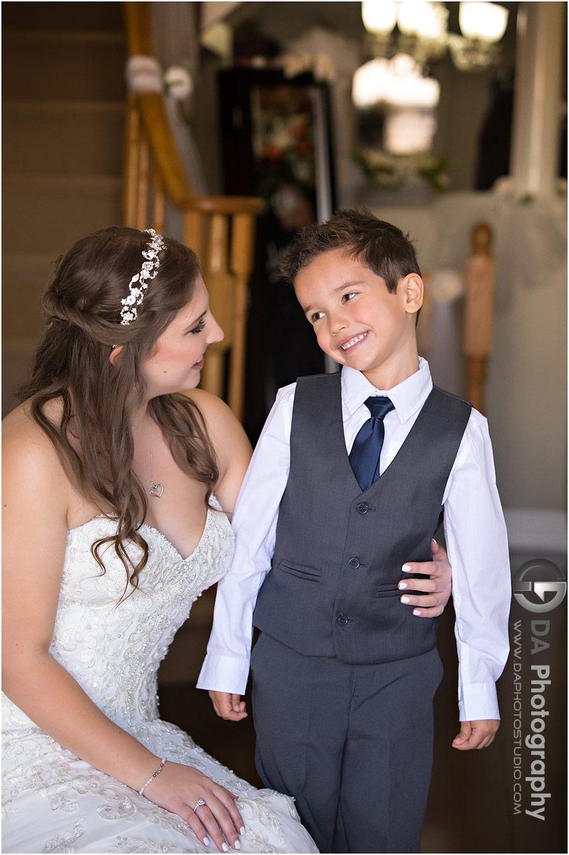 Wedding Photographs in Oakville