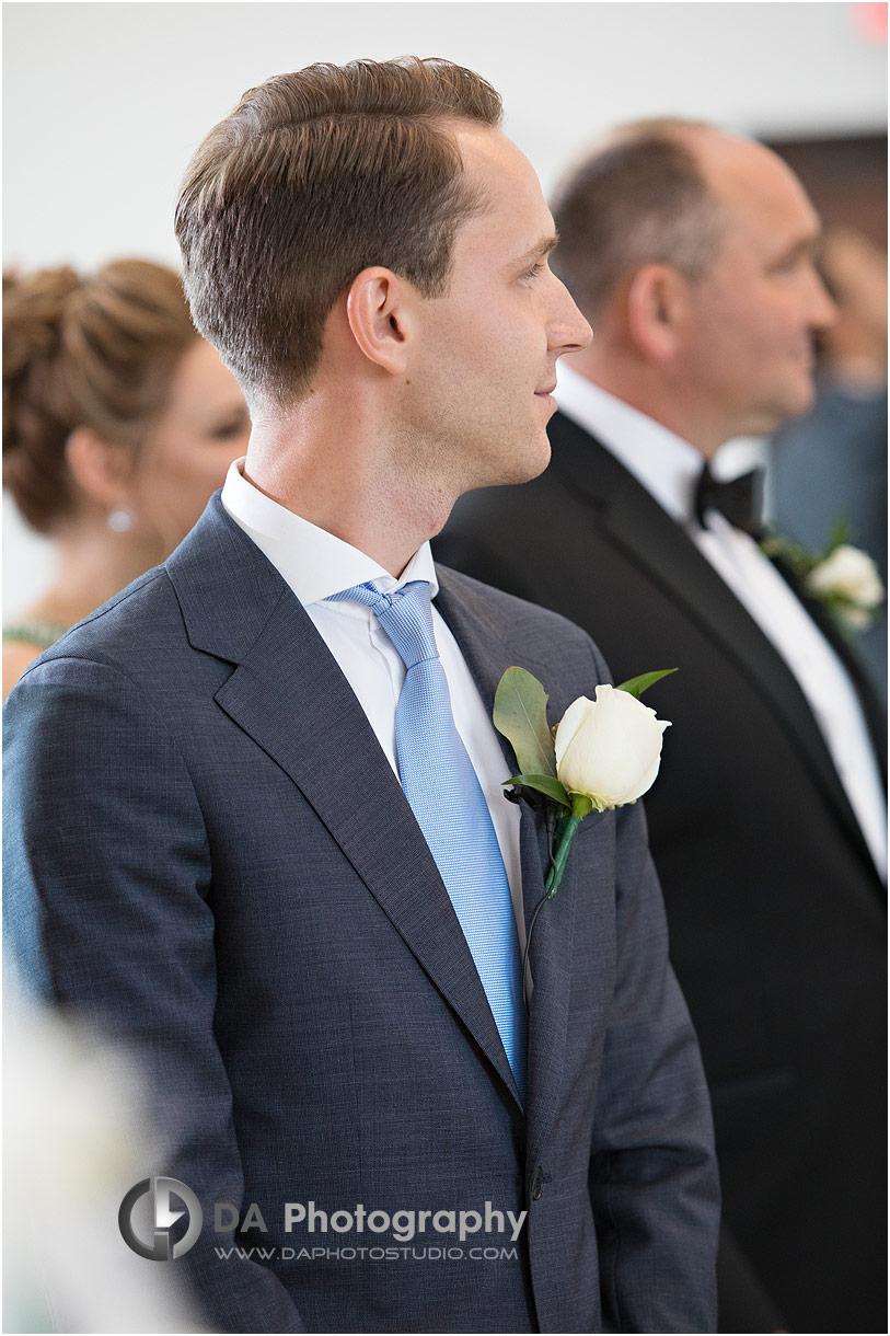 Photographs at Church weddings