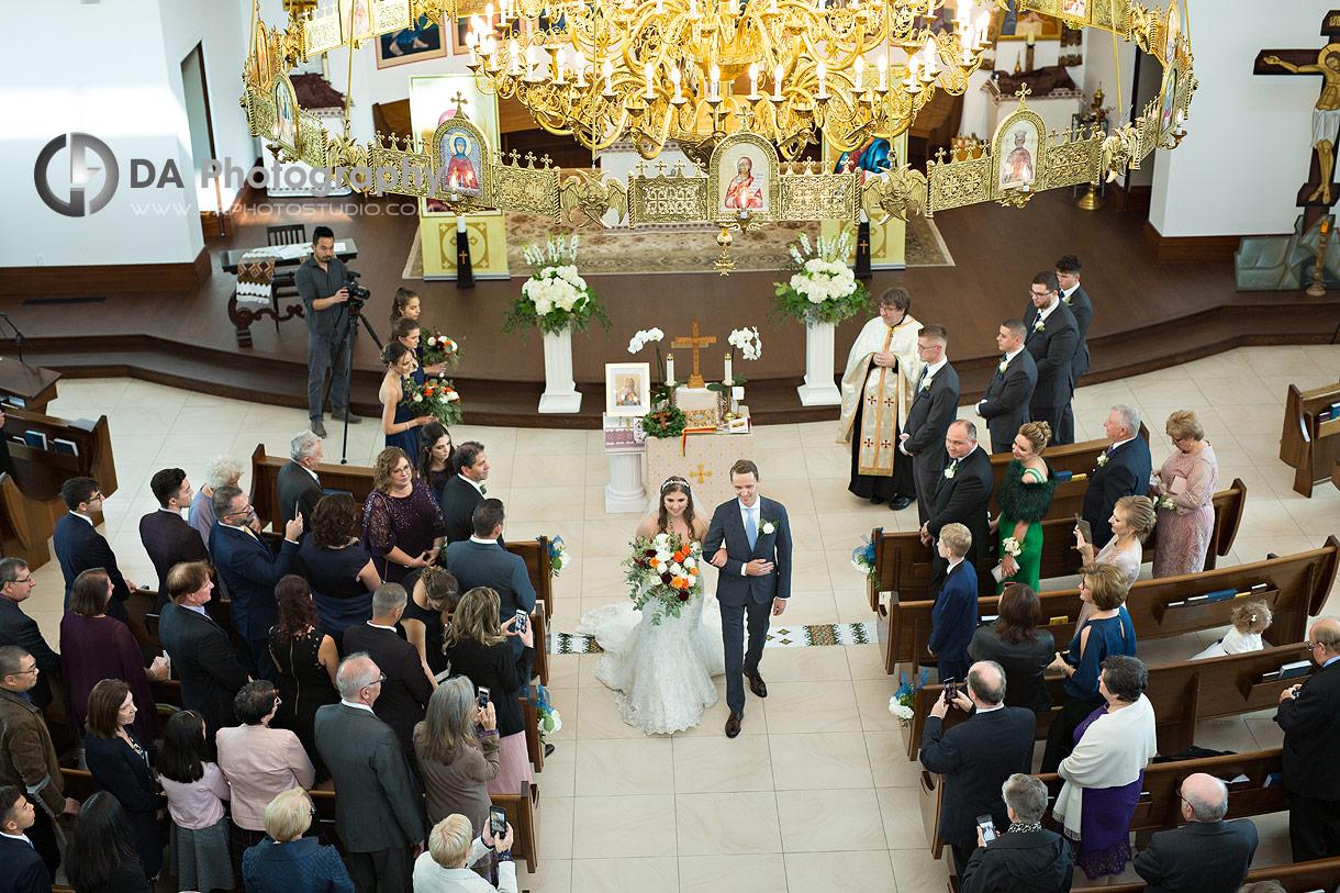 Wedding Ceremonies in Oakville