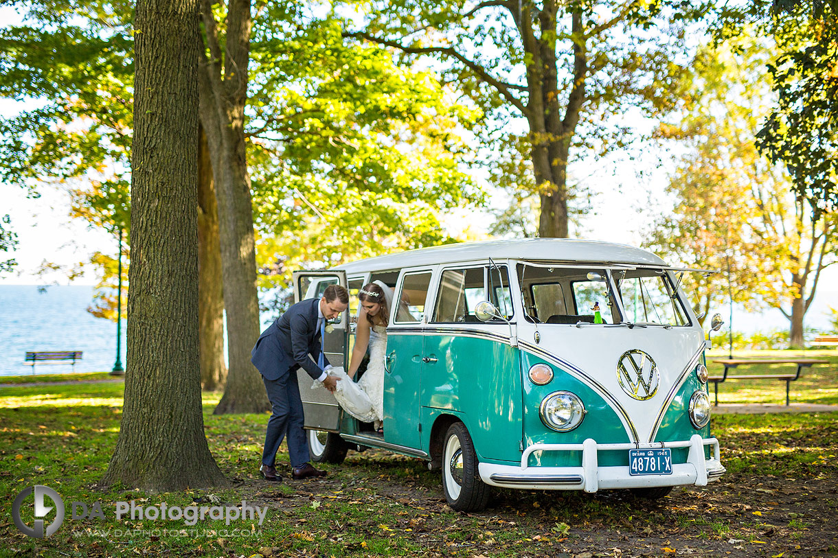 Bride and Groom at Erchless Estate