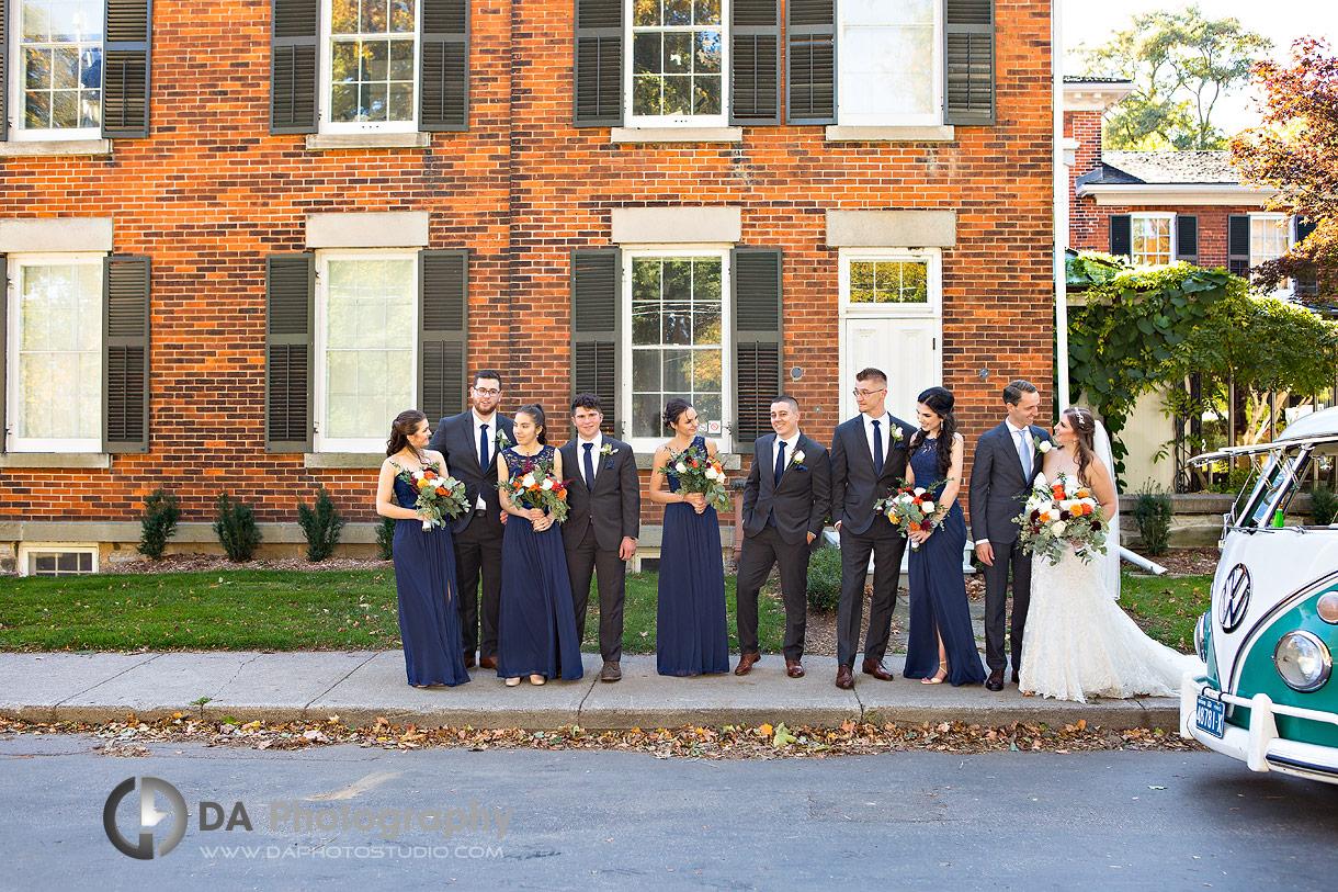 Garden Weddings at Oakville Museum