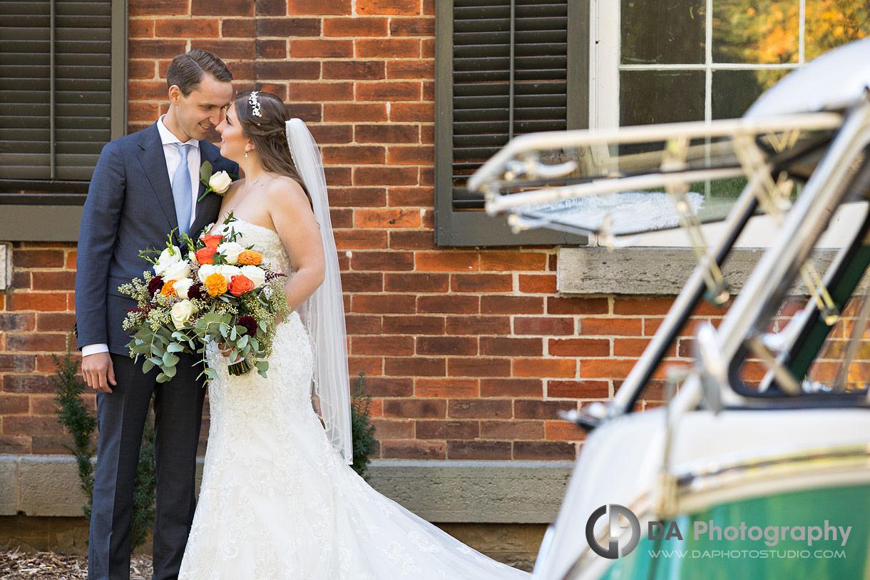 Garden Weddings at Erchelss Estate