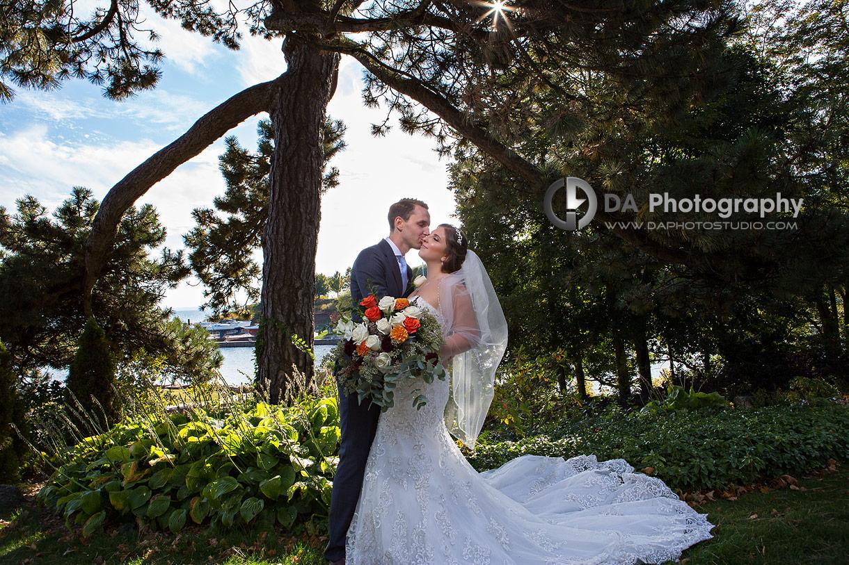 Erchless Estate Wedding Photos in Oakville