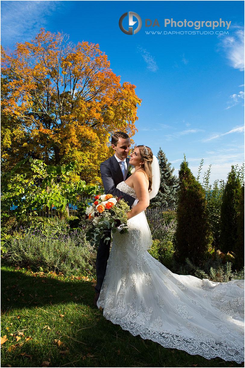 Erchless Estate Wedding Photo in Oakville