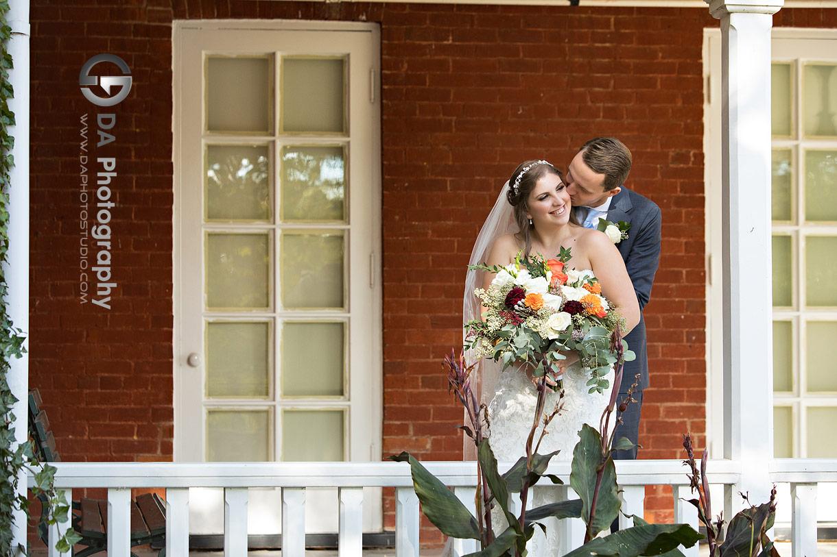 Best Wedding Photographer for Oakville Museum