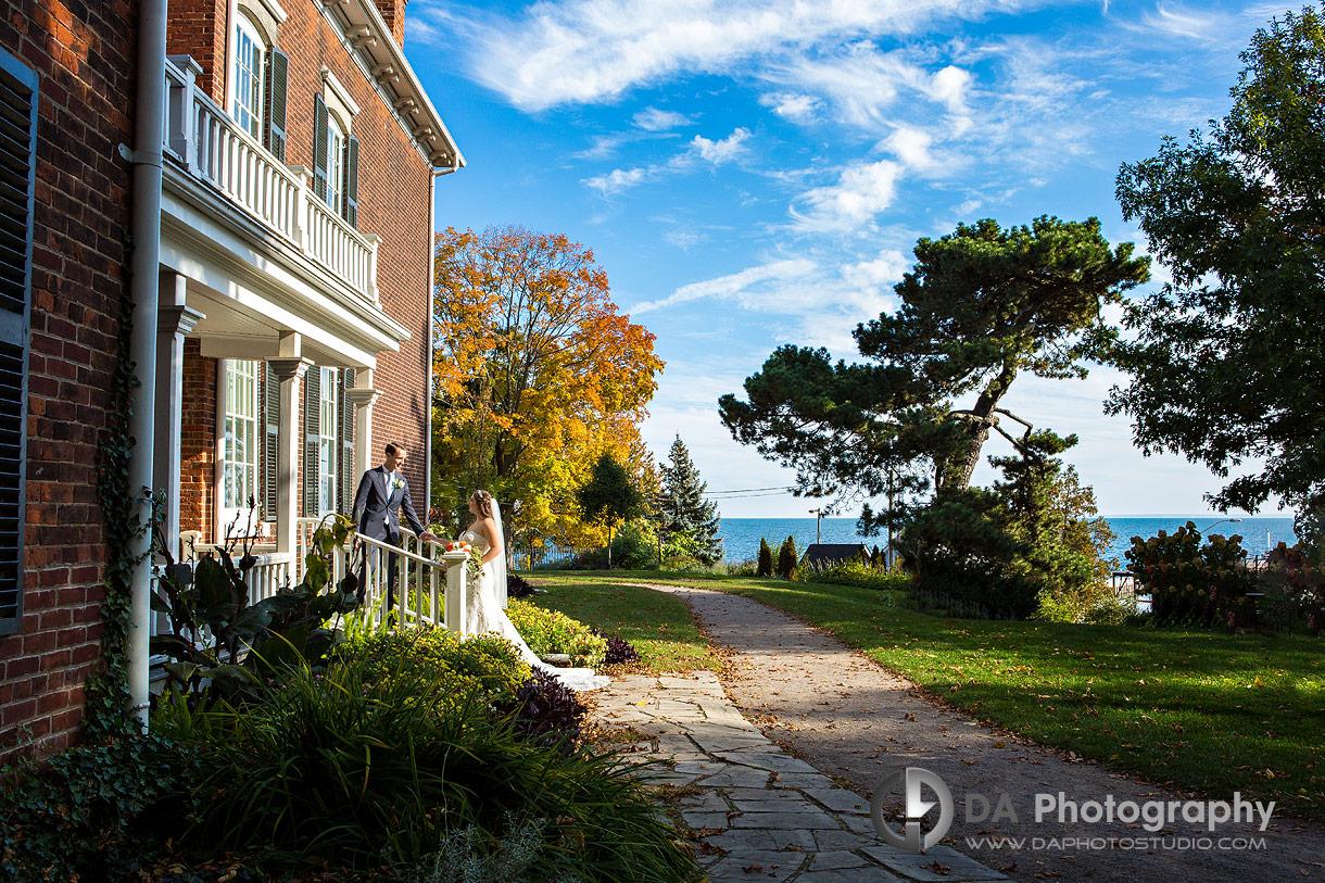 Brides at Erchelss Estate