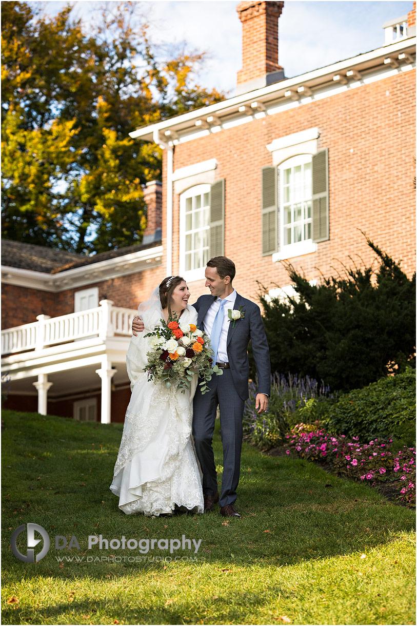 Garden Weddings in Oakville