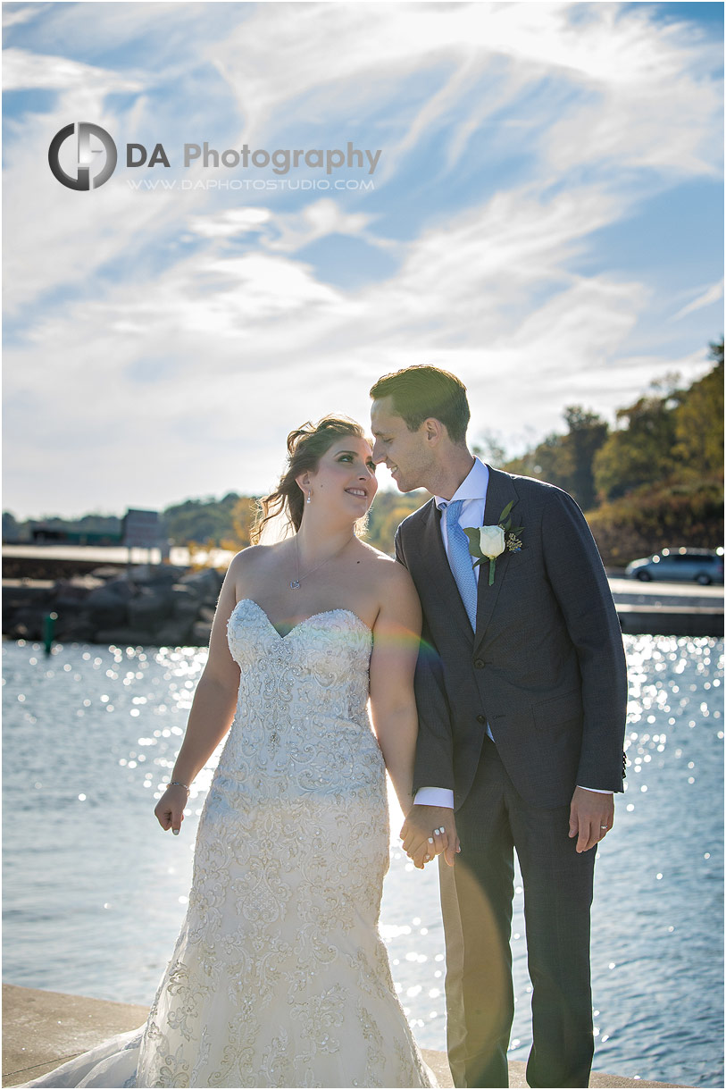 Outdoor Weddings by the lake