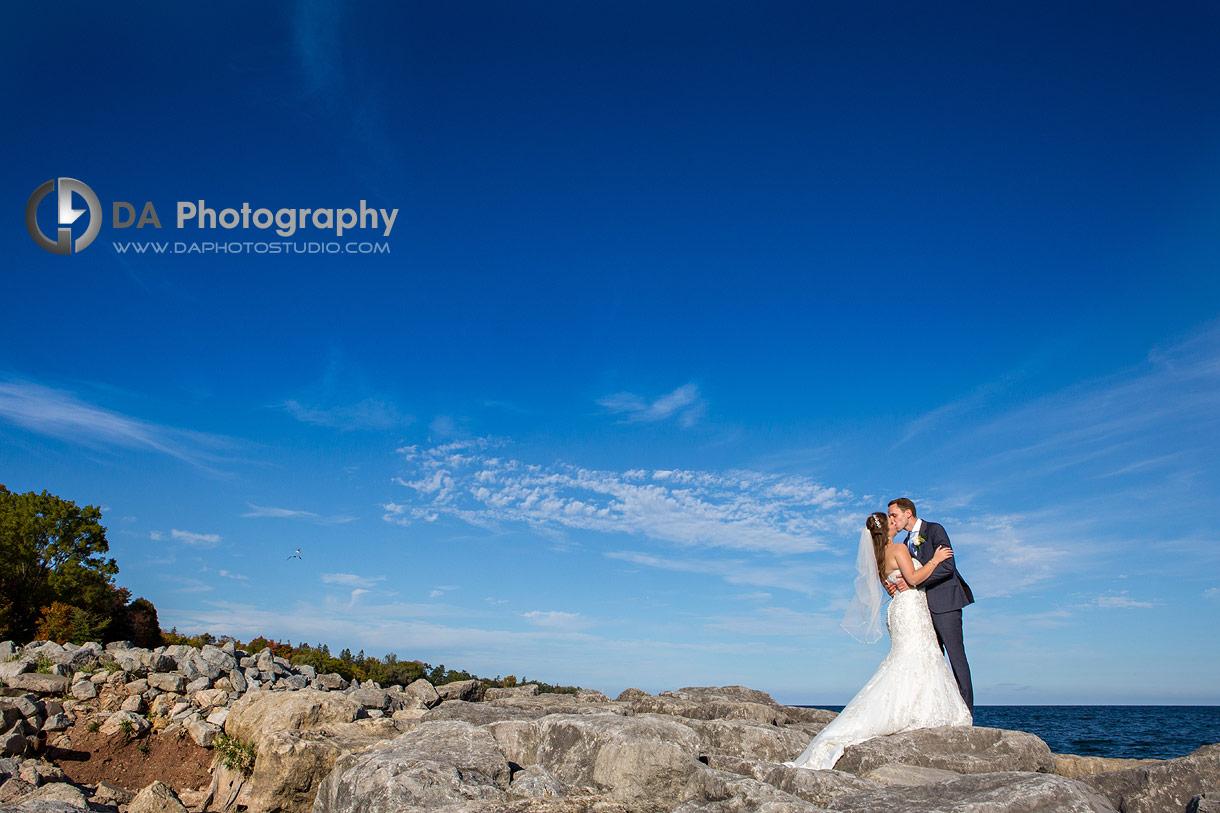 Weddings at Oakville Harbour