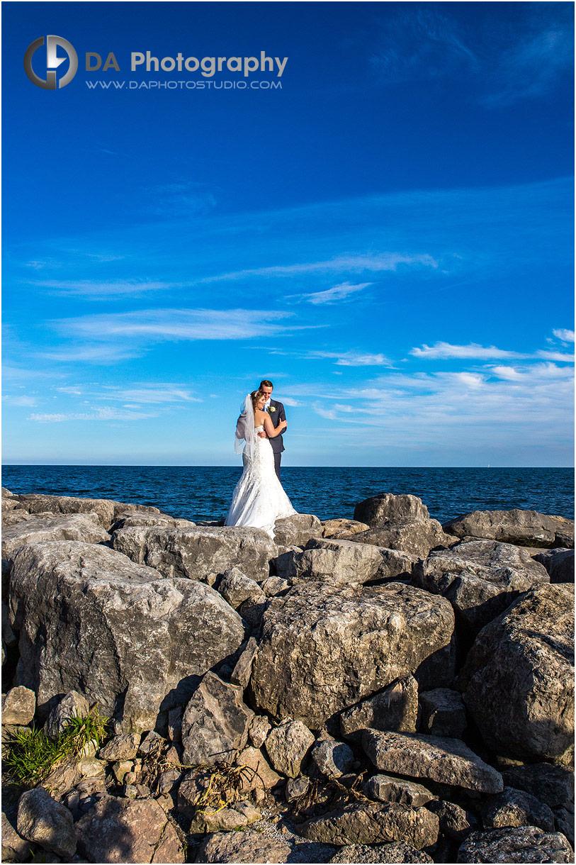 Wedding at Oakville Harbour