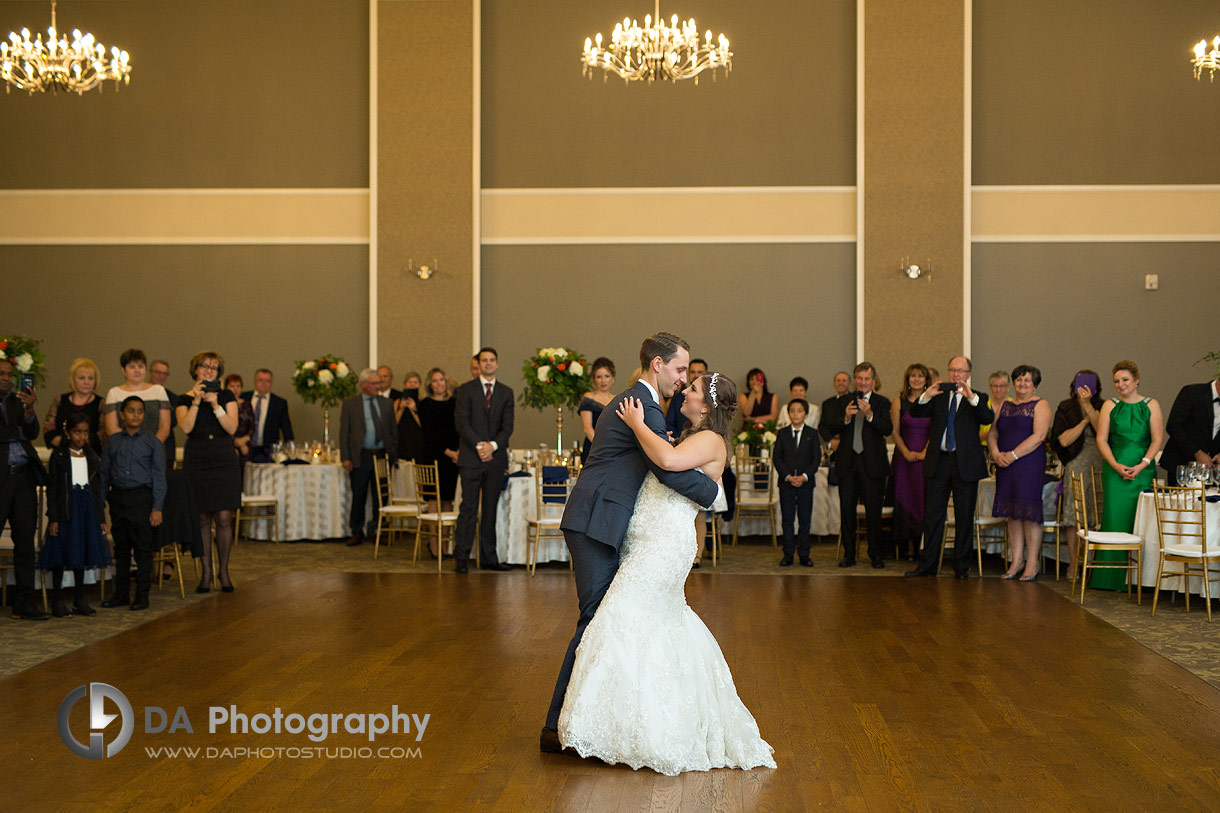 St. Joseph's Banquet Hall Wedding Receptions