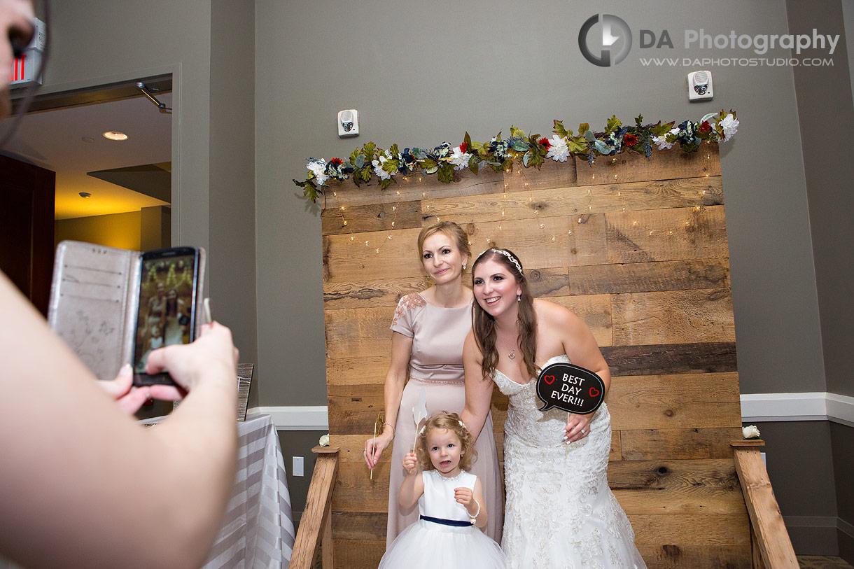 Oakville Wedding Receptions