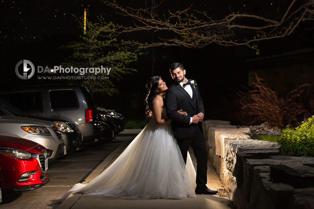 Hazelton Manor Wedding Photo