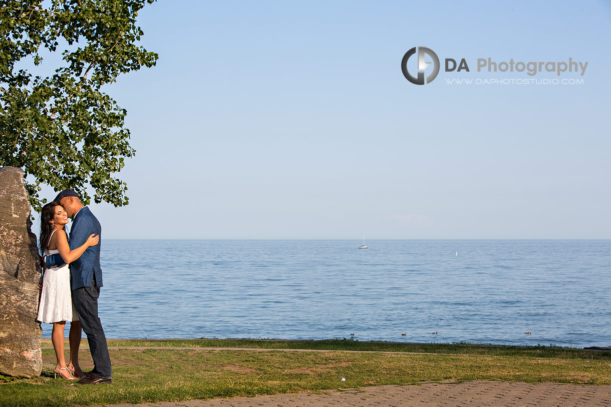 Engagement Photographers for Humber Bay Park