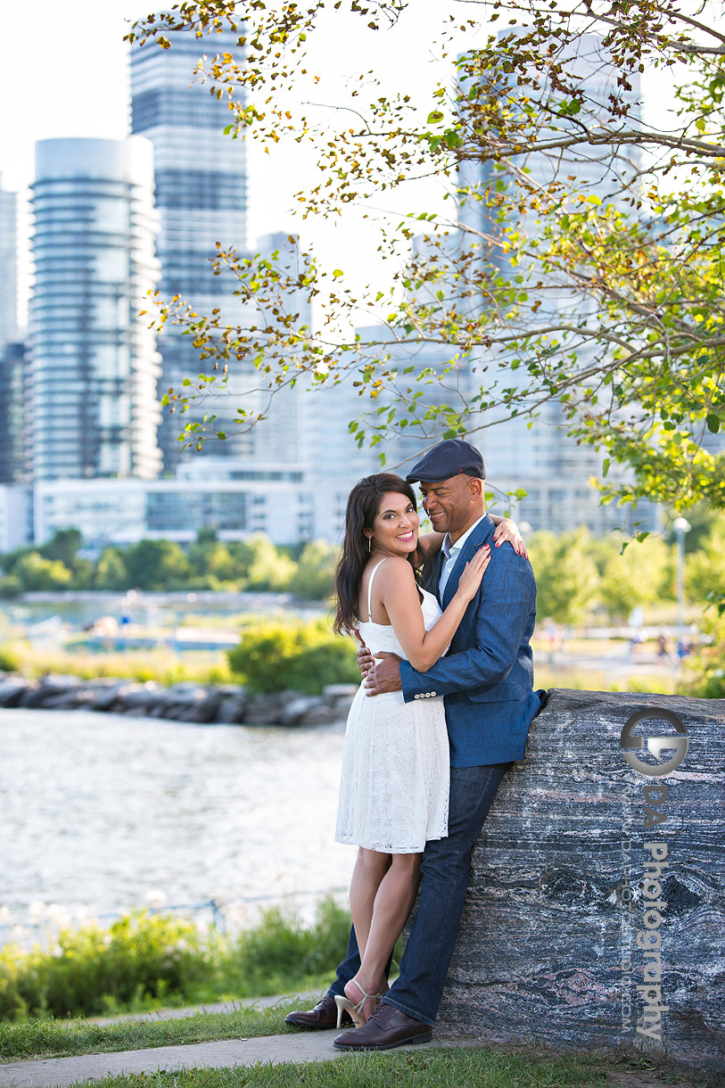 Humber Bay Park Engagement in Toronto