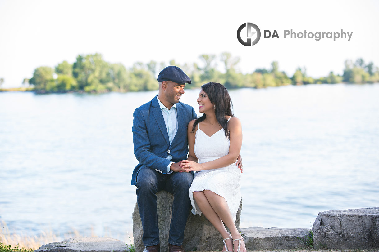 Engagement Photographer for Humber Bay Park