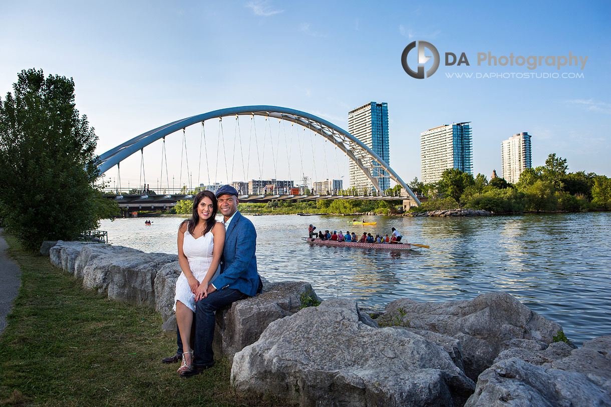 Humber Bay Park Engagement