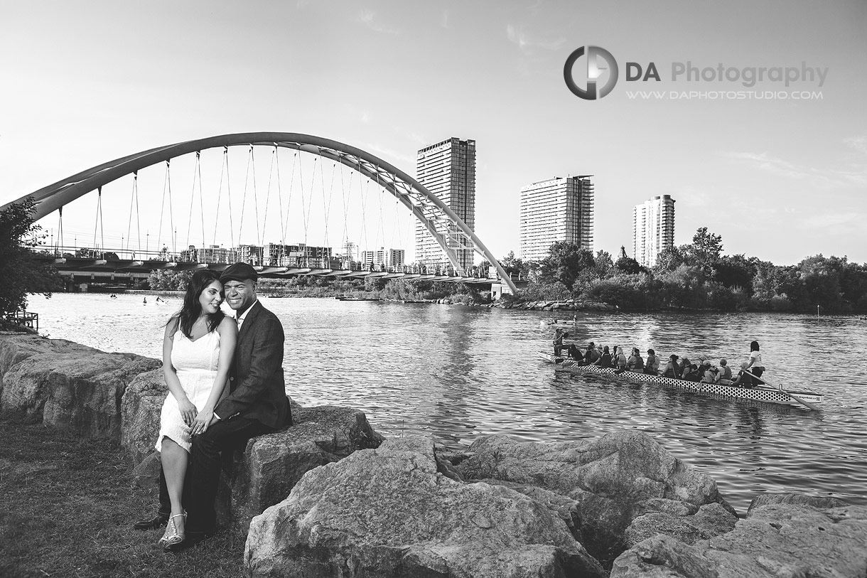 Humber Bay Park Engagement Photographer