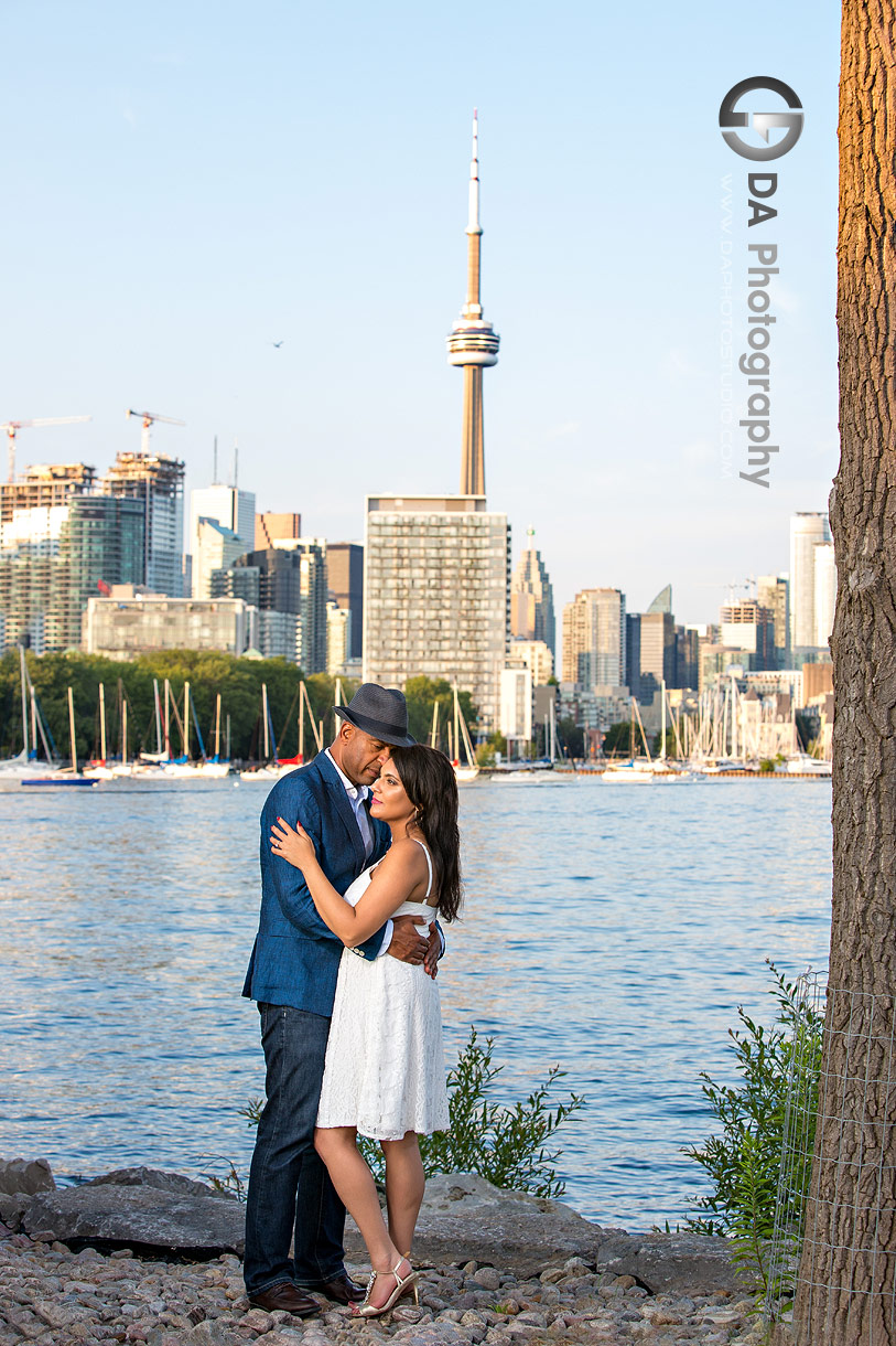 Trillium Park Engagement Photographer