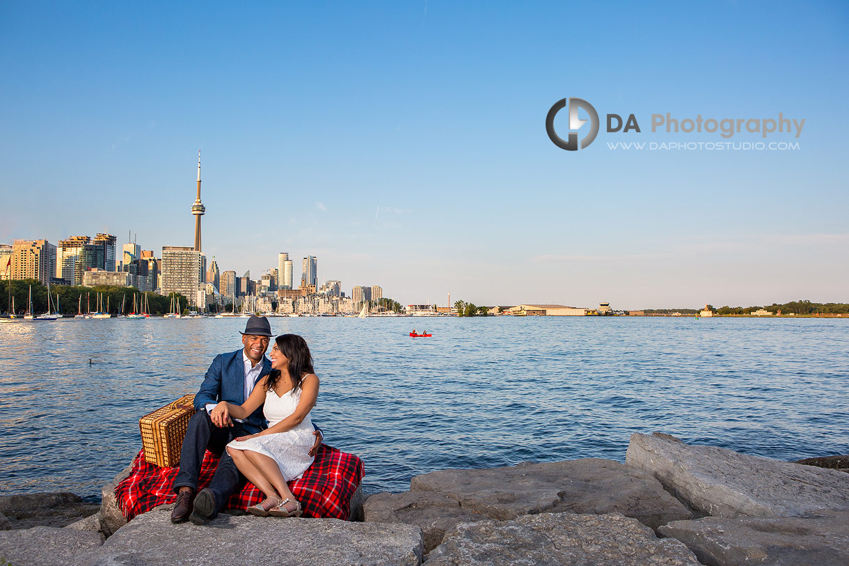 Engagement Photography at Humber Bay Park