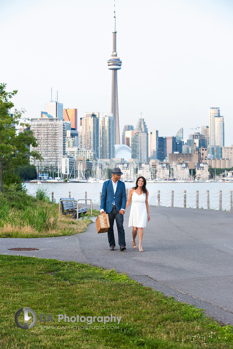 Engagements at Humber Bay Park