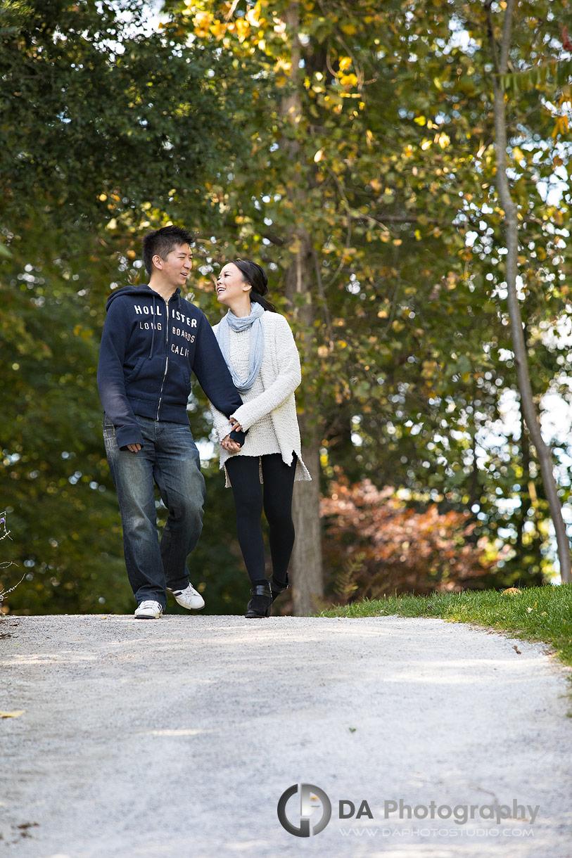 Best Engagement Photographs in Burlington