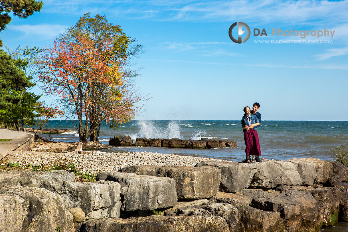 Engagement Photos at Paletta Mansion