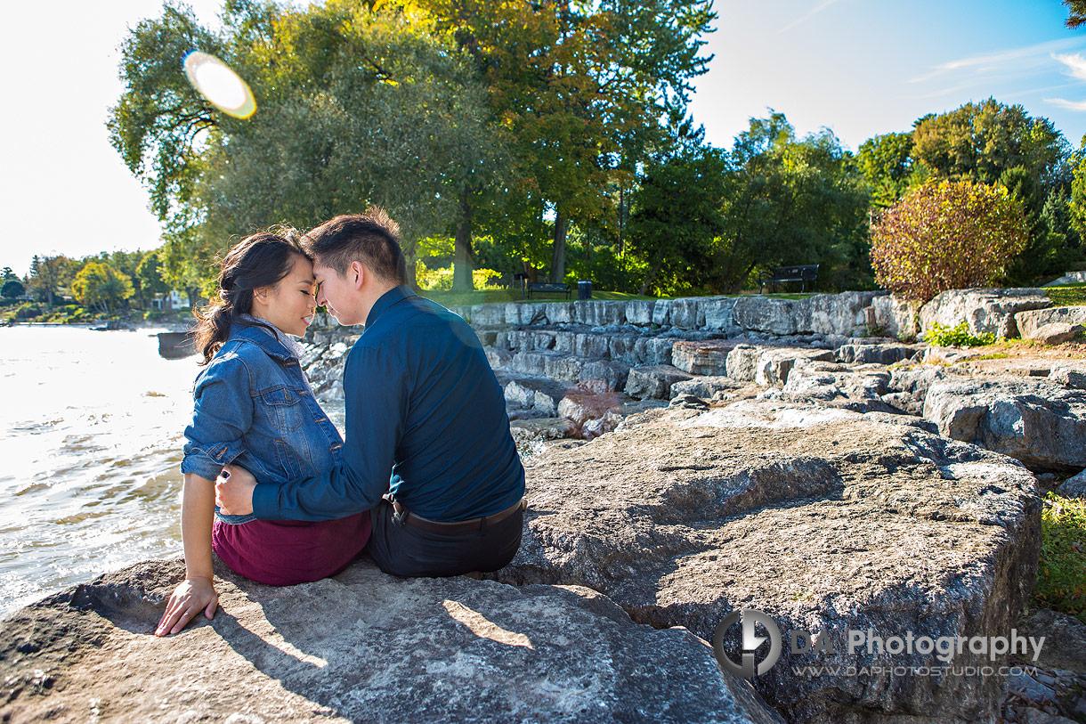 Best Engagement Pictures in Burlington