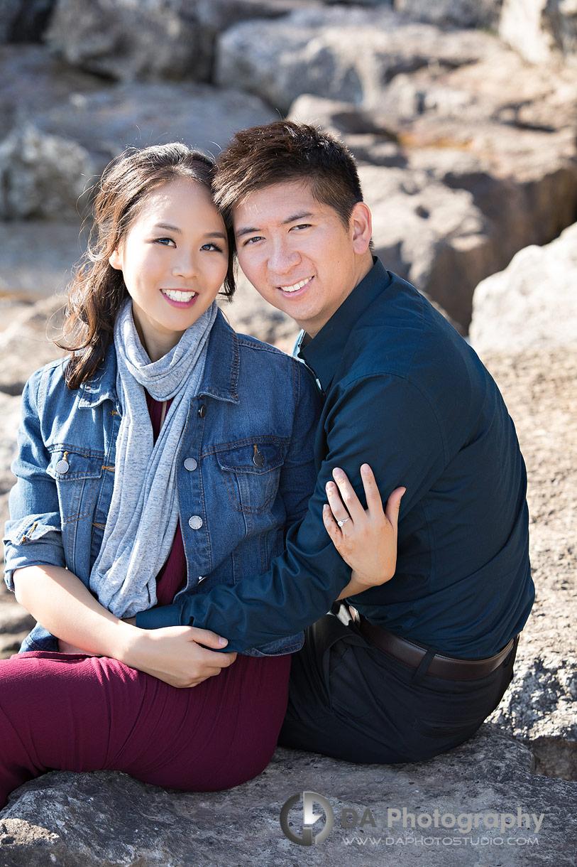 Burlington Engagement Photography